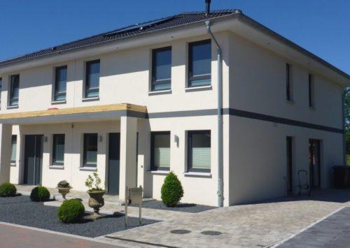 Doppelhaus Stadtvilla 115