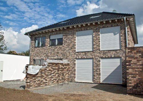 Doppelhaus Stadtvilla 160